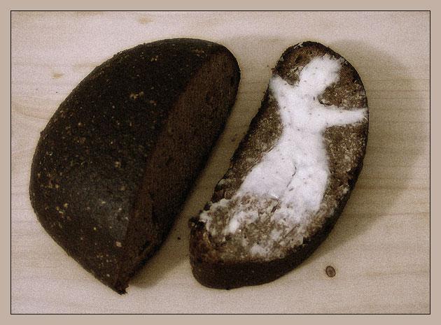 "фото ""Хлеба и зрелищ! (картина маслом)"" метки: юмор, натюрморт,"