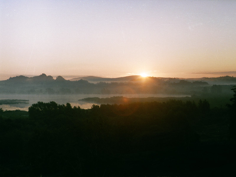 "photo ""Untitled photo"" tags: landscape, nature, sunset"