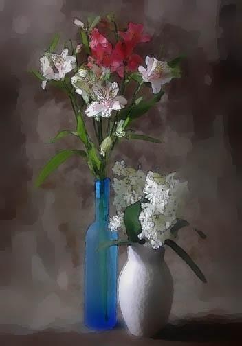 "фото ""Still Life with  flowers"" метки: натюрморт, природа, цветы"