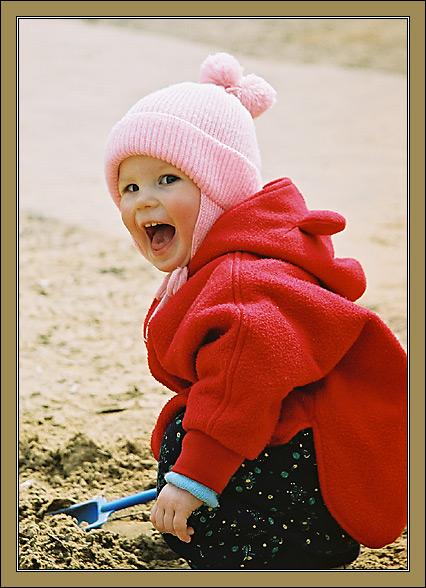 """photo """"Pleasure"""" tags: portrait, children"""