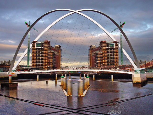 "photo ""Bridges"" tags: travel, montage, Europe"
