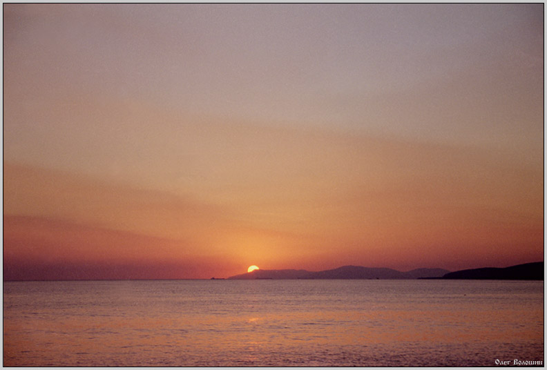 "photo ""Martian Sunset"" tags: landscape, clouds, sunset"
