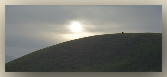 "фото ""Перед закатом..."" метки: пейзаж, закат"
