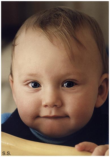"""photo """"Untitled photo"""" tags: portrait, genre, children"""