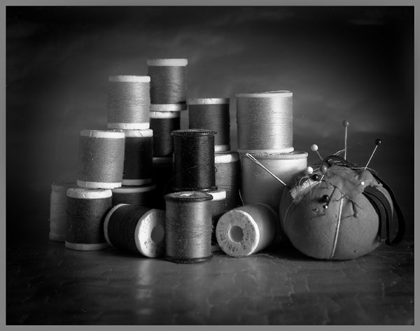 "photo ""Sewed Up"" tags: still life,"