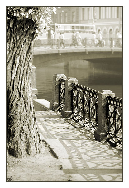 "photo ""St.Petersburg Etude #1"" tags: architecture, travel, landscape, Europe"