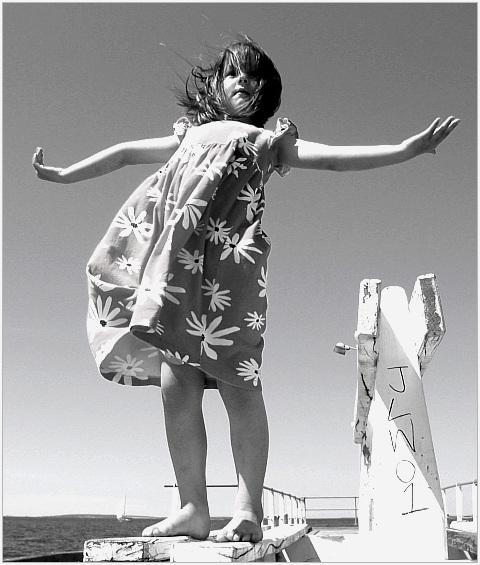"""фото """"Learning to Fly"""" метки: портрет, путешествия, Австралия, дети"""