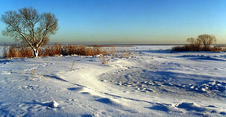 "photo ""Untitled photo"" tags: landscape, winter"