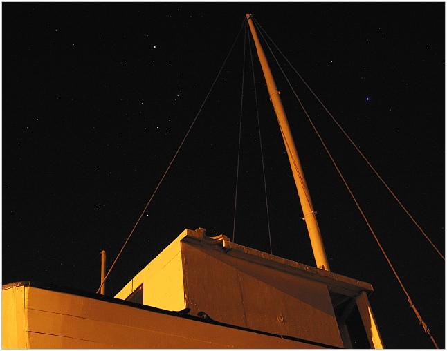 "photo ""Navigation by the Stars"" tags: landscape, travel, Australia, night"