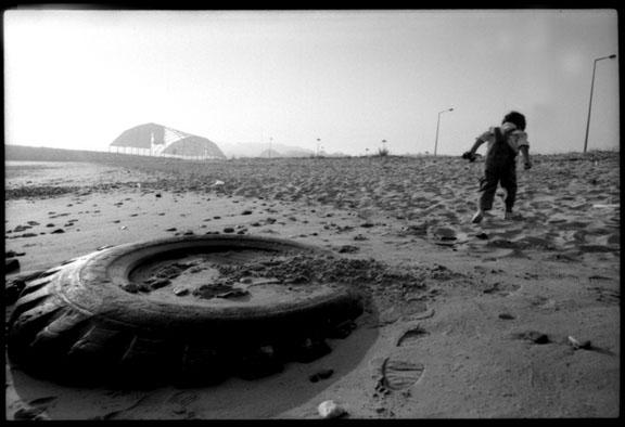 """photo """"on the run"""" tags: landscape, autumn"""