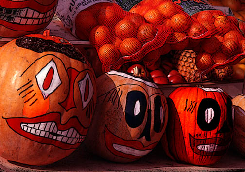 "photo ""Pumpkins"" tags: still life,"