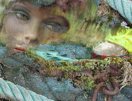 """photo """"Ophélie"""" tags: montage,"""
