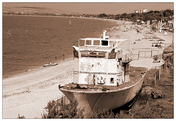 "фото ""On the beach"" метки: жанр,"