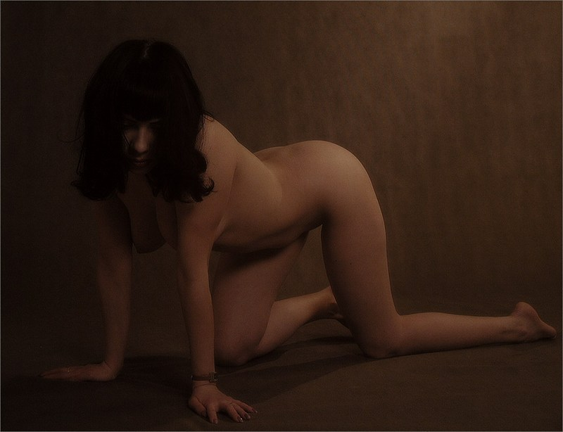 "photo ""The sketch in twilight."" tags: nude,"