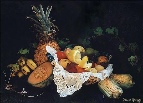 "фото ""Corn-Life"" метки: натюрморт,"