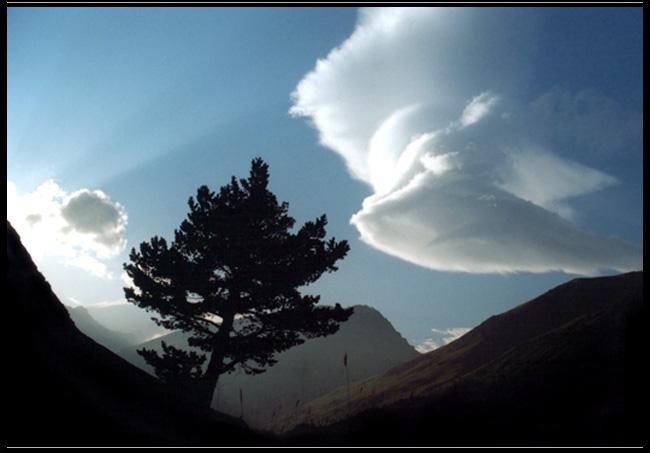 """фото """"Закат в Приэльбрусье"""" метки: пейзаж, горы, закат"""