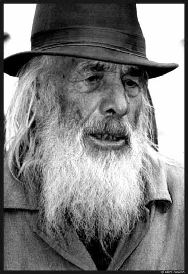 "photo ""Oldman"" tags: portrait, man"