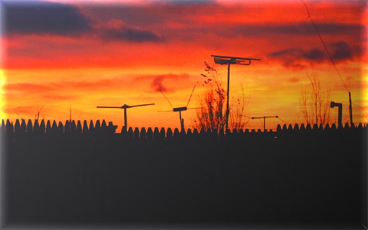 """фото """"Соседи"""" метки: архитектура, пейзаж,"""