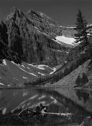 "фото ""Lake Agnus,Alberta,Canada"" метки: пейзаж, горы"