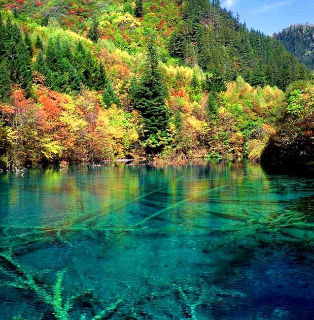 """фото """"Fairyland"""" метки: путешествия, пейзаж, Азия, осень"""