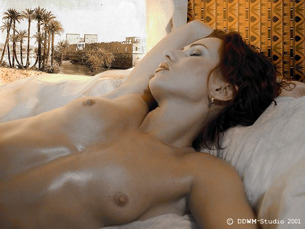 "photo ""sleep"" tags: nude, montage,"