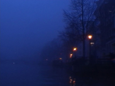 "photo ""Misty canal"" tags: travel, Europe"