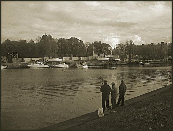 """фото """"Peace. Water. Silence."""" метки: жанр, пейзаж, вода"""