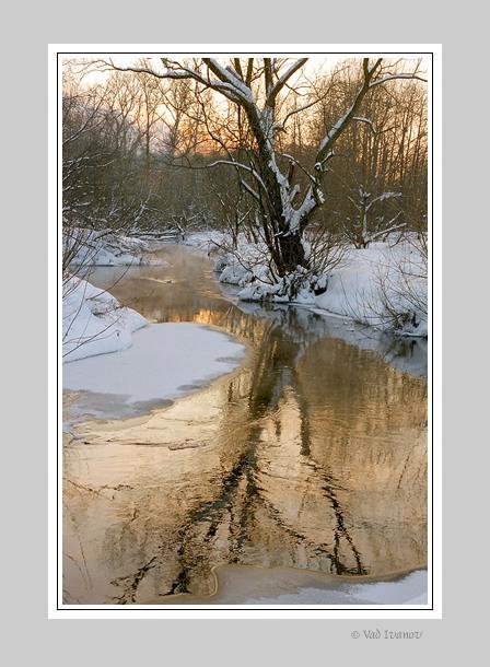 "фото ""Угасающий день"" метки: природа, пейзаж, вода"