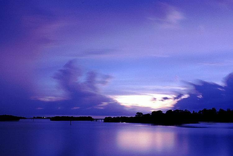 """фото """"After Sunset"""" метки: пейзаж, закат"""