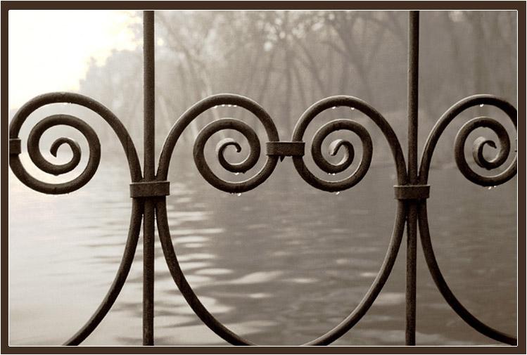 """photo """"Autumn pattern"""" tags: landscape, autumn, water"""