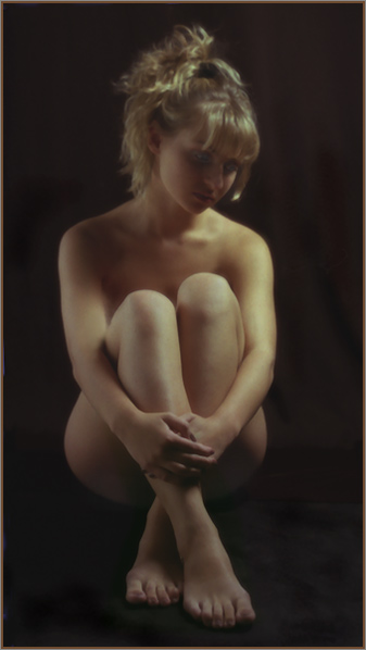 "photo ""Silence"" tags: nude, portrait, woman"