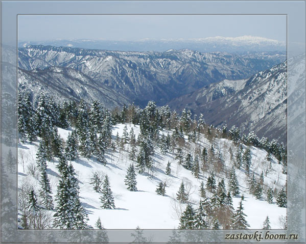 "photo ""Shin-Hotaka 1, Japan"" tags: landscape, travel, Asia, mountains"