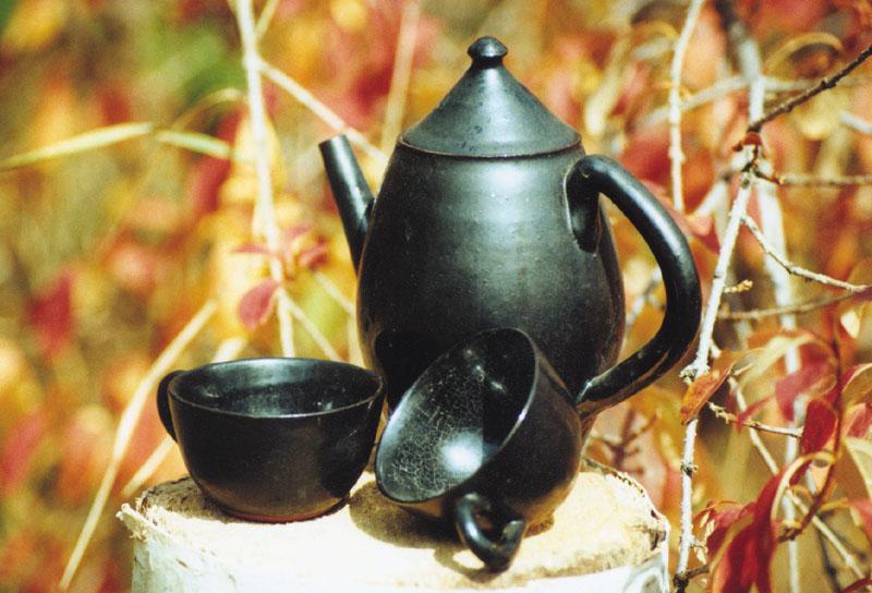 """фото """"Осенний кофе"""" метки: натюрморт, пейзаж, осень"""