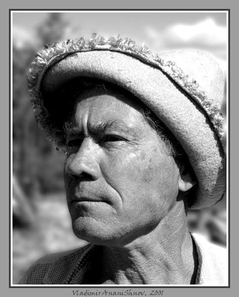 """фото """"Батя"""" метки: портрет, мужчина"""