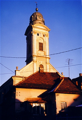 "фото ""Baia Mare postcard # 1"" метки: архитектура, путешествия, пейзаж, Европа"
