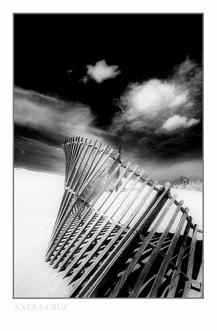 "photo ""Fences I"" tags: misc.,"