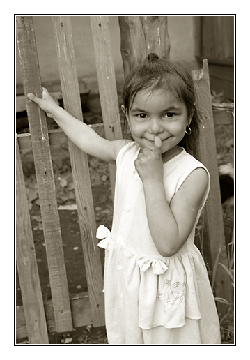 "photo ""Small gypsy"" tags: portrait, children"