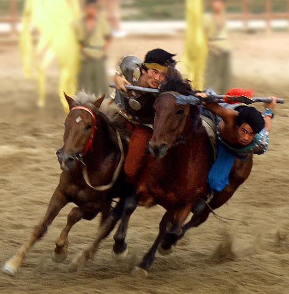 """фото """"Mongolian Horsemen"""" метки: спорт,"""
