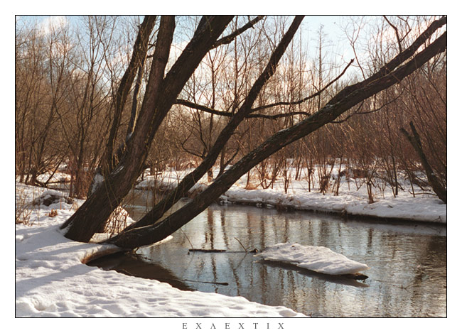 "photo "".... February again will come...."" tags: landscape, winter"