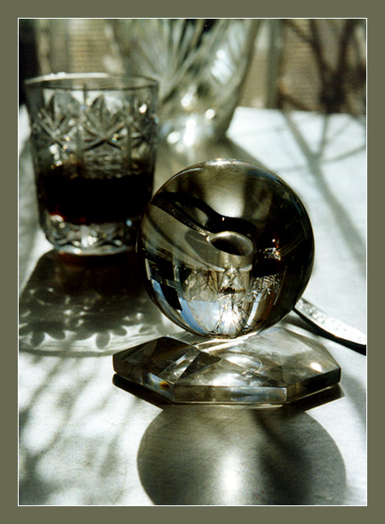 "photo ""Silver Morning"" tags: still life, misc.,"