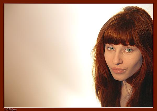 """photo """"Portret 3"""" tags: portrait, woman"""