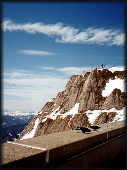 """фото """"горы,птицы,облака..."""" метки: пейзаж, путешествия, Европа, горы"""