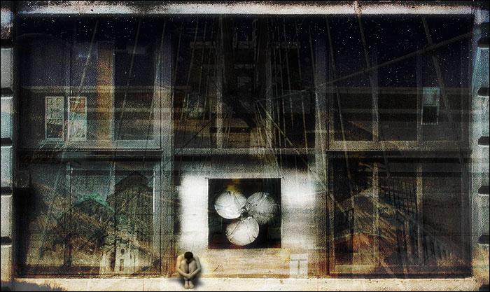 "фото ""Мой город"" метки: фотомонтаж, разное,"