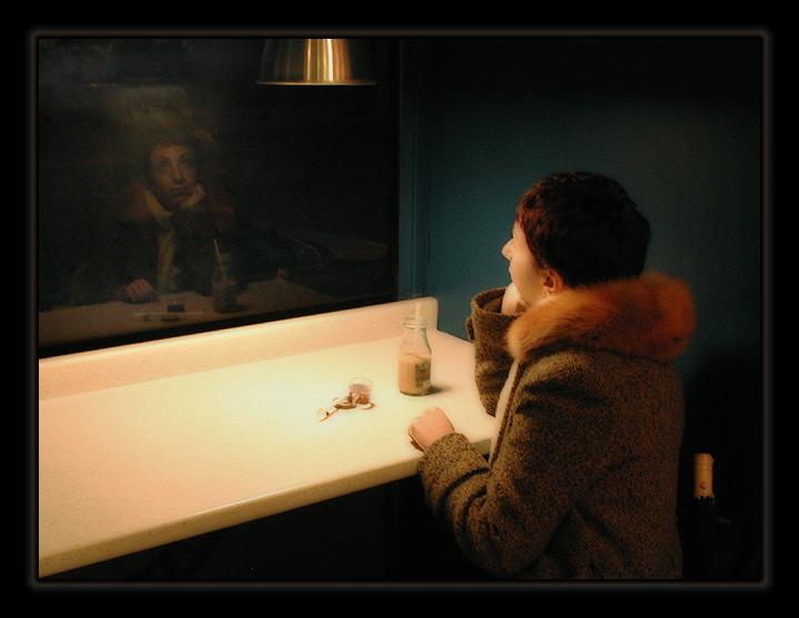 "фото ""Iced Coffee"" метки: портрет, жанр, женщина"