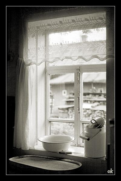 "photo ""Country Still-life. Window"" tags: still life,"