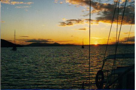 "photo ""Cruising the Whitsundays Australia"" tags: travel, Australia"