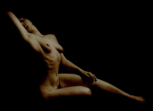 """фото """"Longing"""" метки: ню, портрет, женщина"""