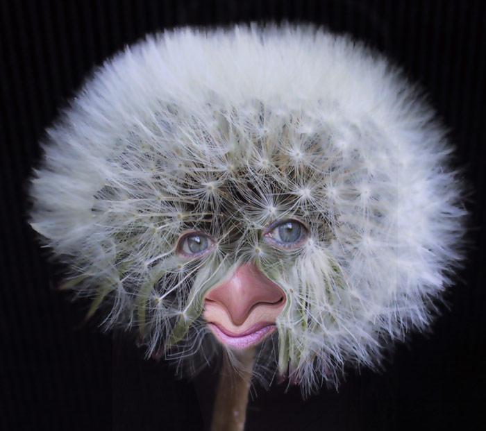 "photo ""GAK GAK"" tags: humor, portrait, woman"