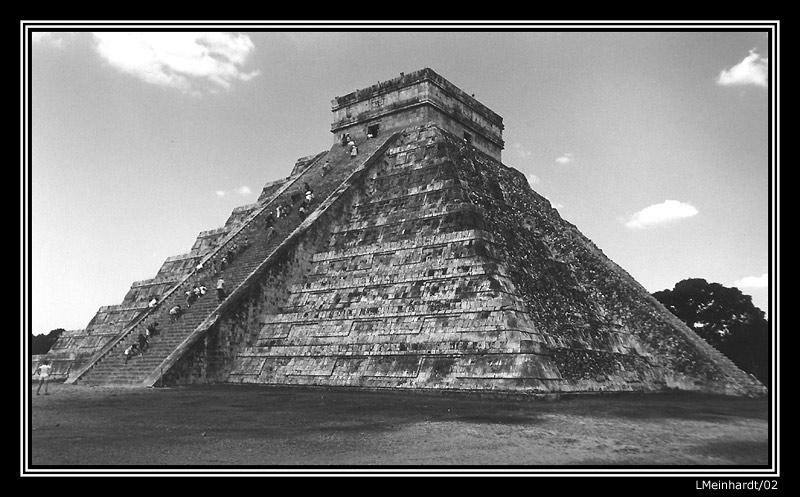 "photo ""Quetzalcoatl"" tags: travel, architecture, landscape, North America"