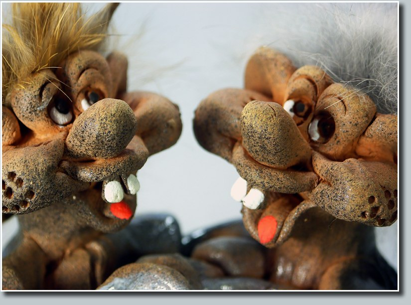 "photo ""Cheerful guys"" tags: macro and close-up, humor,"